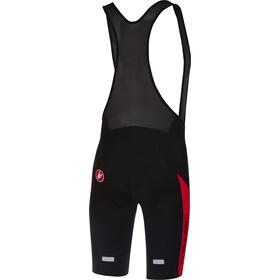 Castelli Velocissimo IV Bib Shorts Men black/red